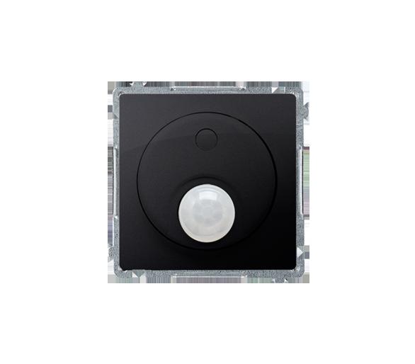 Łącznik z czujnikiem ruchu z przekaźnikiem grafit mat, metalizowany BMCR10P.01/28