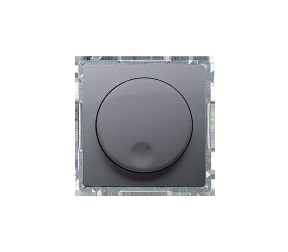 Regulator 1–10 V srebrny mat, metalizowany 6A
