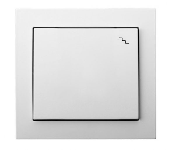 Łącznik schodowy biały Kier ŁP-3W/00