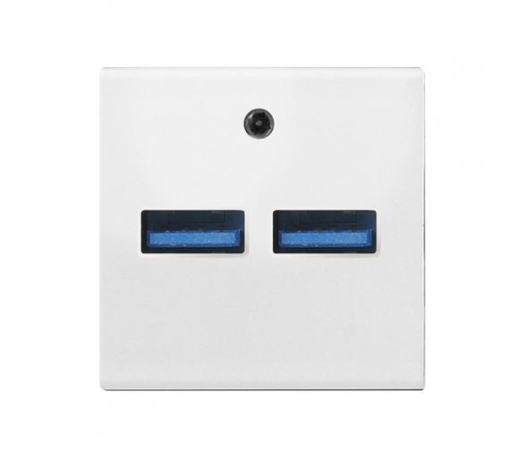 Ładowarka USB  Ospel45 GK-2USB/46