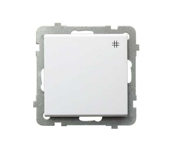 Łącznik krzyżowy biały Sonata ŁP-4R/m/00