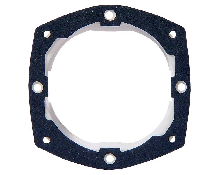 Zestaw uszczelniający do łączników IP-44 biały Ton ZU-1C
