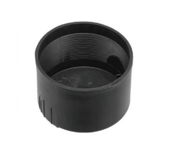 Puszka instalacyjna podtynkowa czarna bez wkrętów A.0001Pawbol