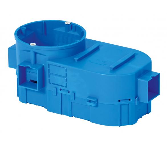 Puszka podtynkowa 2 x 60 mm, głęboka, z kieszenią SE2x60 Simet