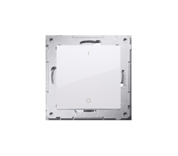 Łącznik dwubiegunowy (moduł) 16AX 250V, zaciski śrubowe, biały DW2A.01/11