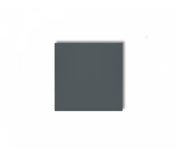 Klawisz pojedynczy do łączników DECO, MINI grafitowy mat 28DKL-1