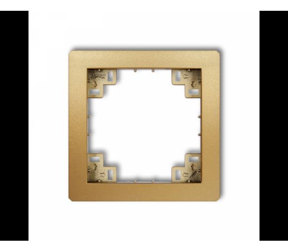 Ramka pośrednia złoty 29DRP