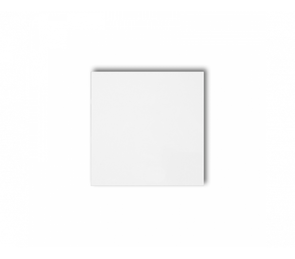 Klawisz pojedynczy do łączników DECO, FLEXI, MINI biały DKL-1