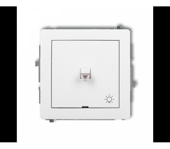 Mechanizm łącznika zwierny światło w stylu amerykańskim biały DWPUS-5