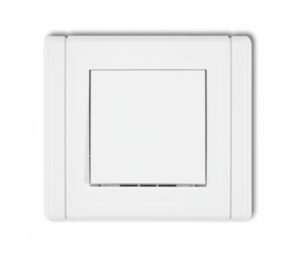 Łącznik jednobiegunowy biały FWP-1