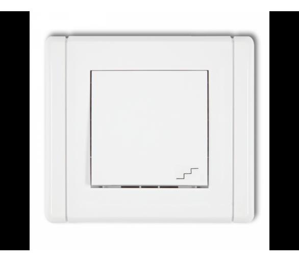 Łącznik schodowy biały FWP-3