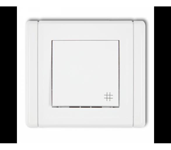Łącznik krzyżowy biały FWP-6