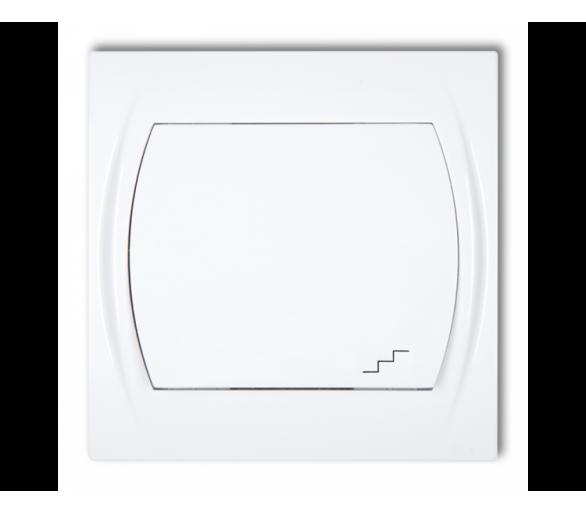 Łącznik schodowy biały LWP-3