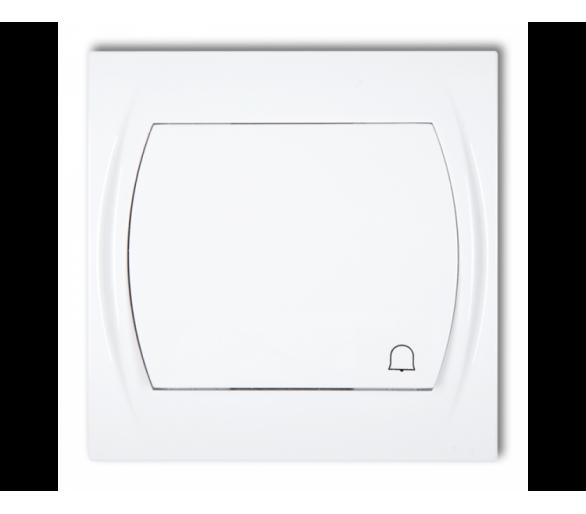 Łącznik zwierny dzwonek biały LWP-4