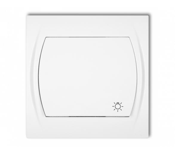 Łącznik zwierny światło biały LWP-5