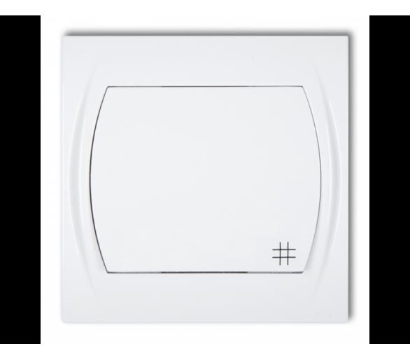 Łącznik krzyżowy biały LWP-6