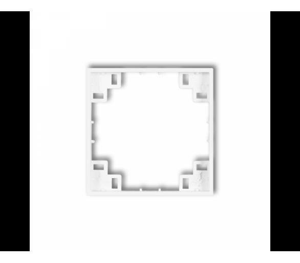 Ramka pośrednia biały MRP-1