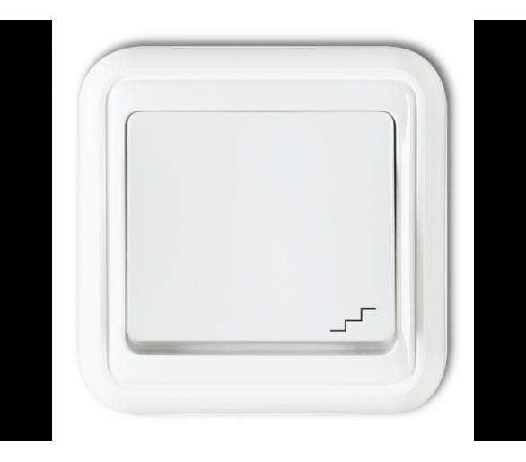 Łącznik schodowy biały WPH-3