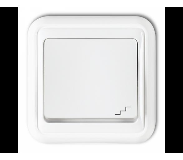 Łącznik schodowy podświetlany biały WPT-3L