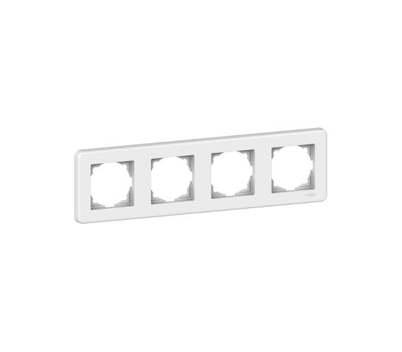 Ramka 4-krotna, biała LNA5800421