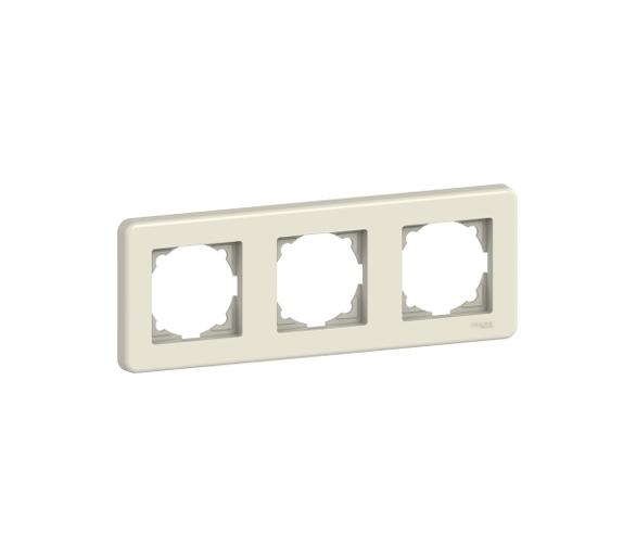 Ramka 3-krotna, kremowa LNA5800323