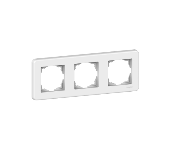 Ramka 3-krotna, biała LNA5800321