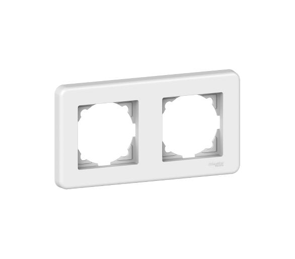 Ramka 2-krotna, biała LNA5800221