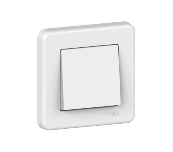 Łącznik schodowy, biały LNA0400321