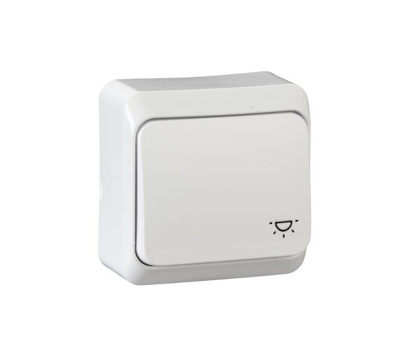 Przycisk światło biały WDE001013