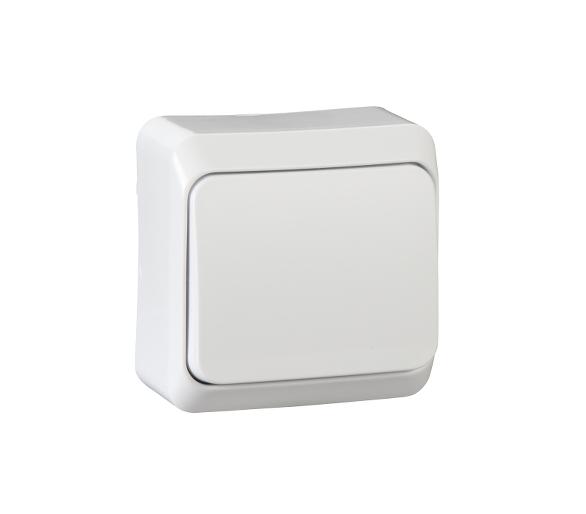Łącznik 1-biegunowy biały WDE001010