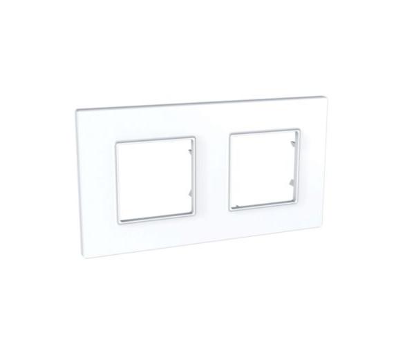 Quadro Ramka 2-krotna biel polarna MGU2.704.18