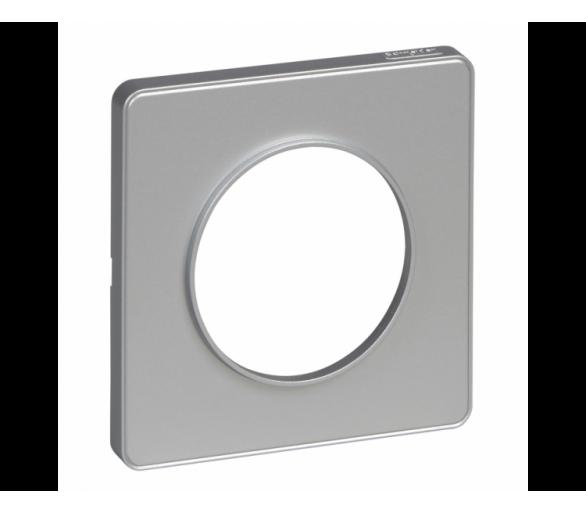 Ramka 1-krotna, aluminium aluminium S53P802