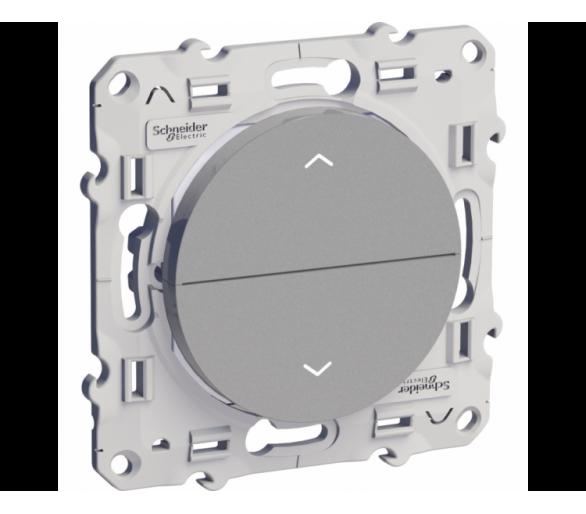 Łącznik żaluzjowy aluminium S53D207
