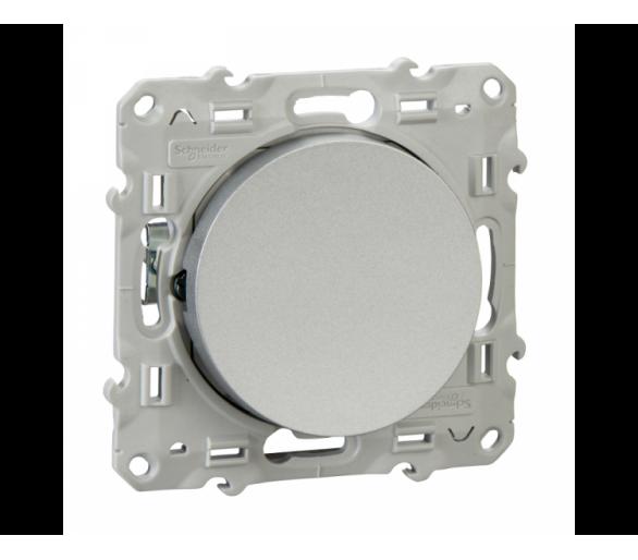 Przycisk 1-biegunowy aluminium S53D206