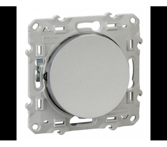 Łącznik 1-biegunowy aluminium S53D201