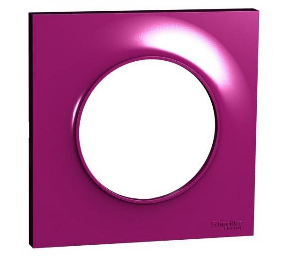 Ramka 1-krotna, purpurowa S52P702D