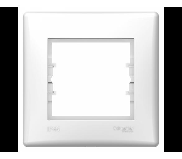Ramka 1-krotna IP44 biały SDN5810521
