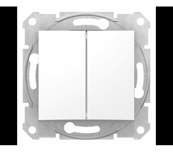 Łącznik świecznikowy biały SDN0300121