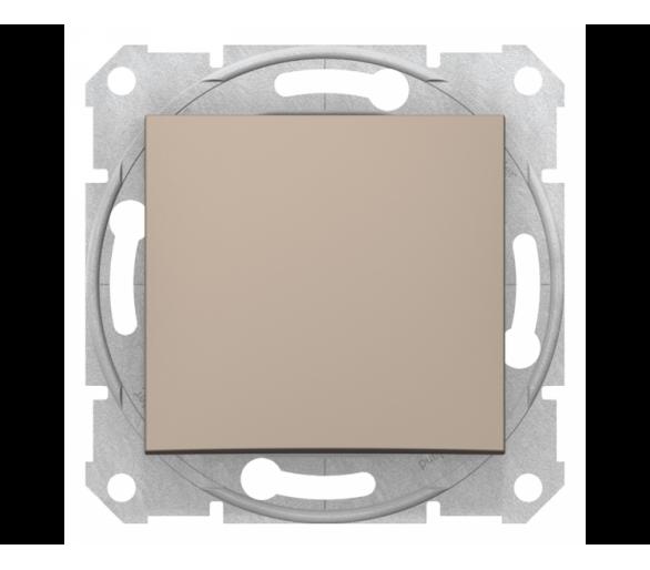 Łącznik 1-biegunowy satyna SDN0100168