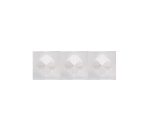 Zestaw uszczelek IP44 do ramki 3-krotnej NU3