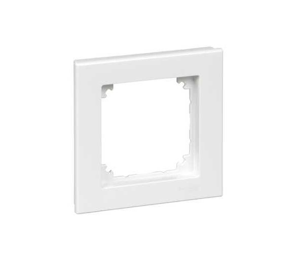 Ramka M-Plan pojedyncza biały active MTN515125