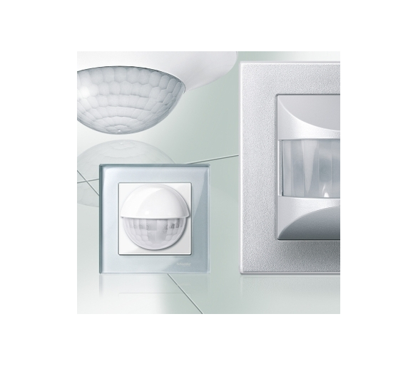 Ramka M-Plan pojedyncza aluminium MTN486160