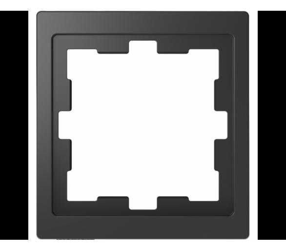 D-Life ramka 1kr antracytowy MTN4010-6534