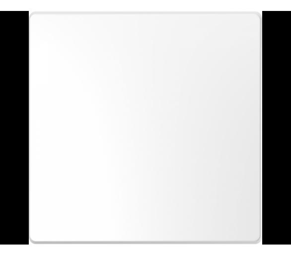 Klawisz pojedynczy Sys. D, biały lotos MTN3300-6035