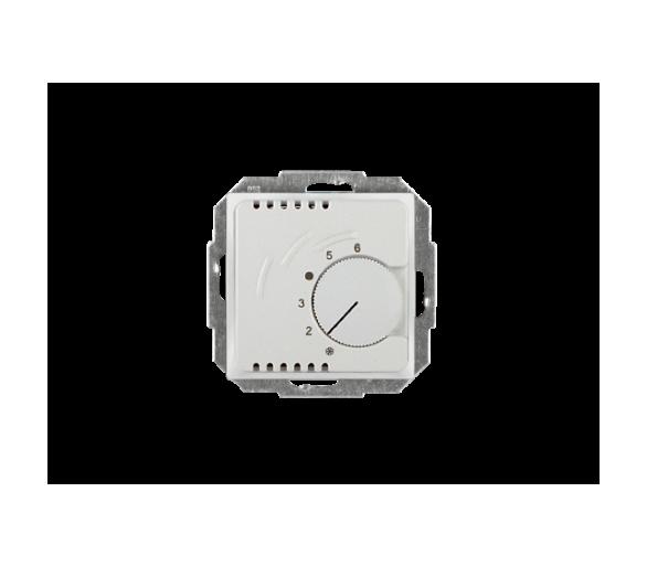 Regulator temperatury-termostat ((do instalacji grzewczych i klimatyzujących) MODUŁ 2904.0201.0 WP-2TP (Z) biały