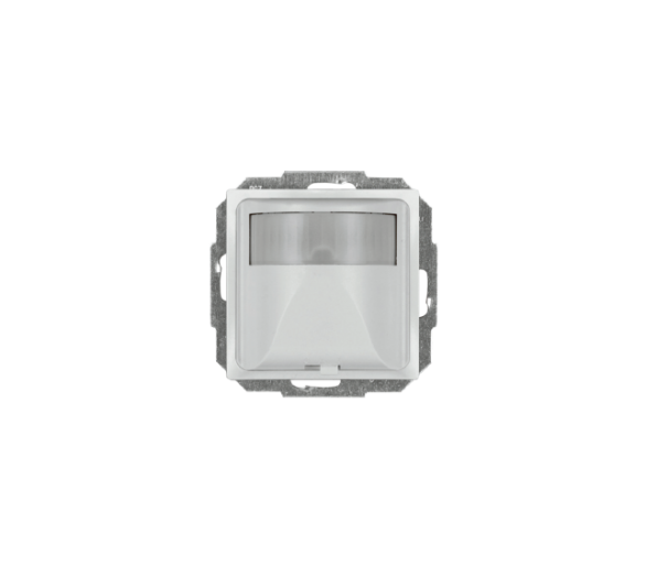 Czujnik ruchu 2-przewodowy 8058.0001.0 biały (oświetlenie żarowe) WP-CRP (2) biały