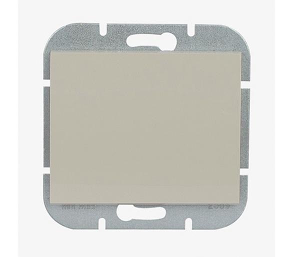 Wyłącznik klawiszowy instalacyjny p/t 10A, 250V, 1-biegunowy WP-1N beżowy