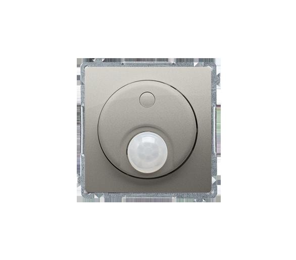 Łącznik z czujnikiem ruchu z przekaźnikiem satynowy, metalizowany BMCR10P.01/29