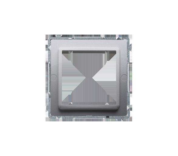 Adapter przejściówka na osprzęt standardu 45×45 mm inox, metalizowany BMA45M/21