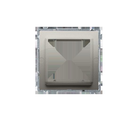 Adapter przejściówka na osprzęt standardu 45×45 mm satynowy, metalizowany BMA45M/29